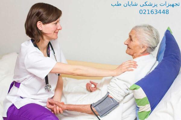 درمان خانگی زخم بستر