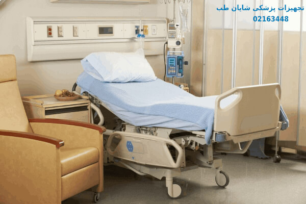 ساخت تخت بیمارستان