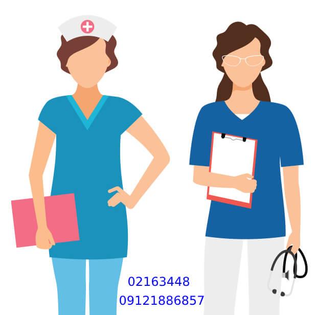 خدمات پرستاری در منزل