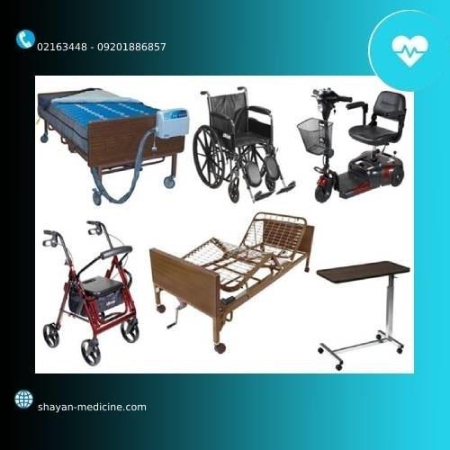 کرایه تجهیزات پزشکی